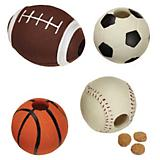 Zanies Sport Star Ball Dog Toy