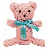 Jax and Bones Jackie the Bear Rope Dog Toy