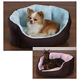 Slumber Pet Dimple Inner Plush Nest Dog Bed