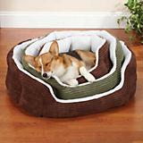 Slumber Pet Cozy Cord Dog Bed