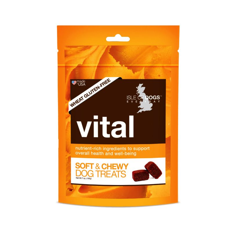 Isle of Dogs VITAL Soft and Chew Dog Treats
