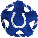 Indianapolis Colts Rope Disk Dog Toy