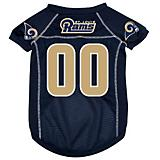 St Louis Rams Dog Jersey