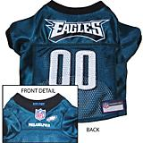 Philadelphia Eagles Green Dog Jersey