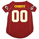 Kansas City Chiefs Dog Jersey