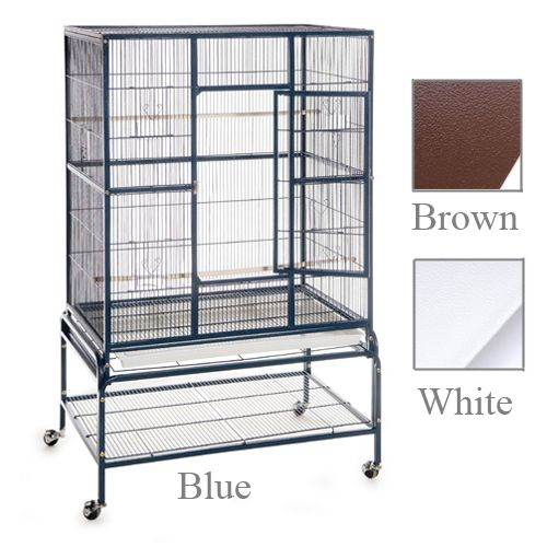 Aviantelligence Flight Cage Blue