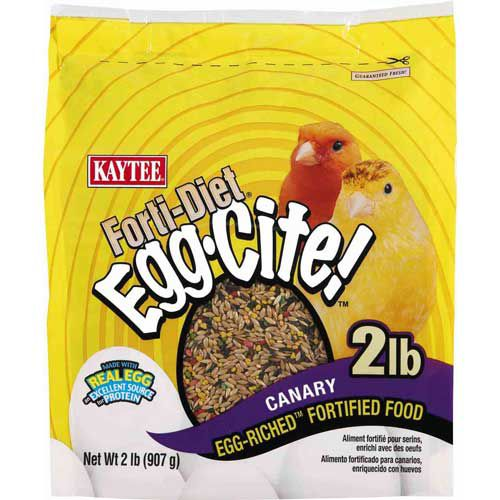 Kaytee Eggcite Bird Food Canary