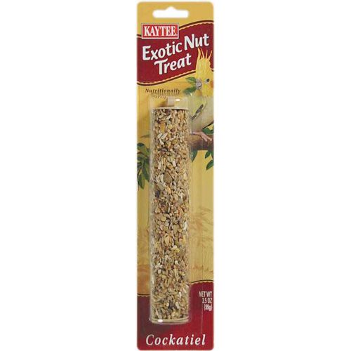 Kaytee Fiesta Exotic Nut Stick Cockatiel
