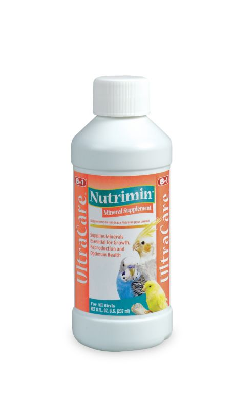 8 in 1 Nutrimin Mineral Supplement 8oz Best Price
