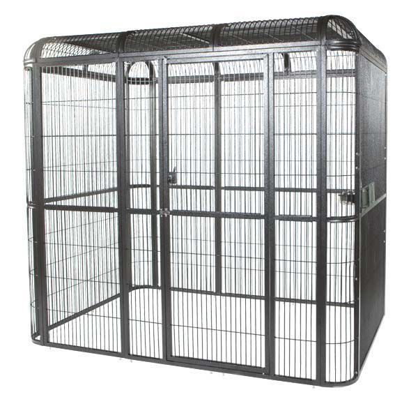 A and E Outdoor Dog Kennel
