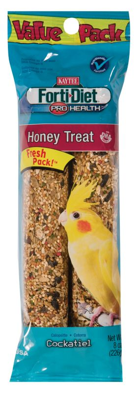 Kaytee Forti-Diet Pro Health Treat Stick Cockatiel