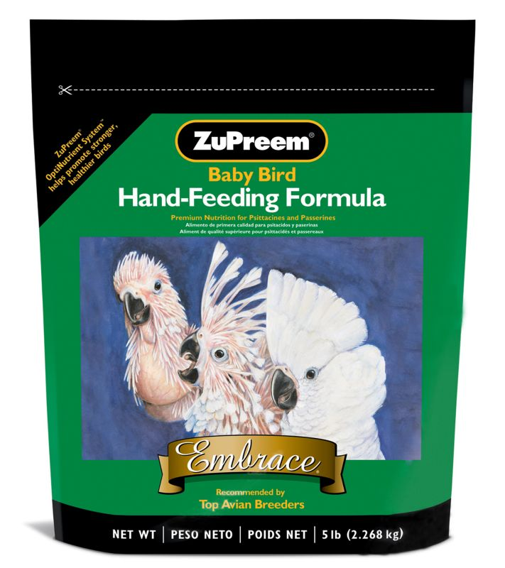 ZuPreem Embrace Bird Food 10lb