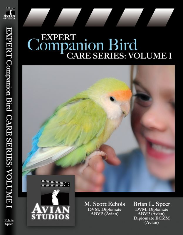 Expert Companion Bird care Series Volume 1