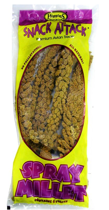 Higgins Snack Attack Spray Millet 25lb