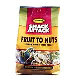 Snack Attack Fruit To Nuts Large Bird Treat