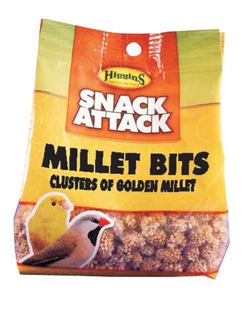 Snack Attack Millet Bits Bird Treat
