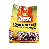 Higgins Snack Attack Soak and Sprout Bird Treat