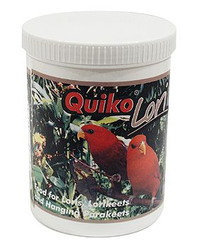 Quiko Lori Bird Food with Nectar