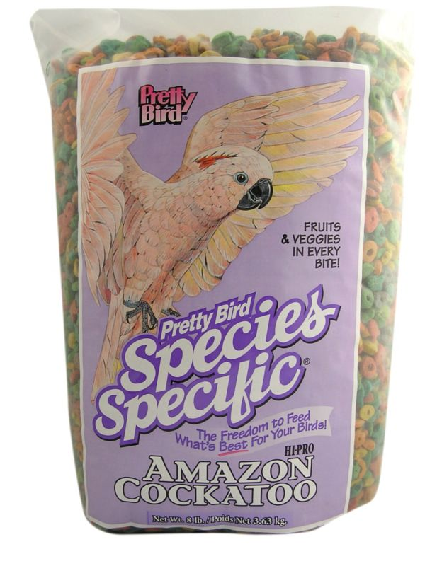 Pretty Bird Hi-Pro Amazon Bird Food 20lb