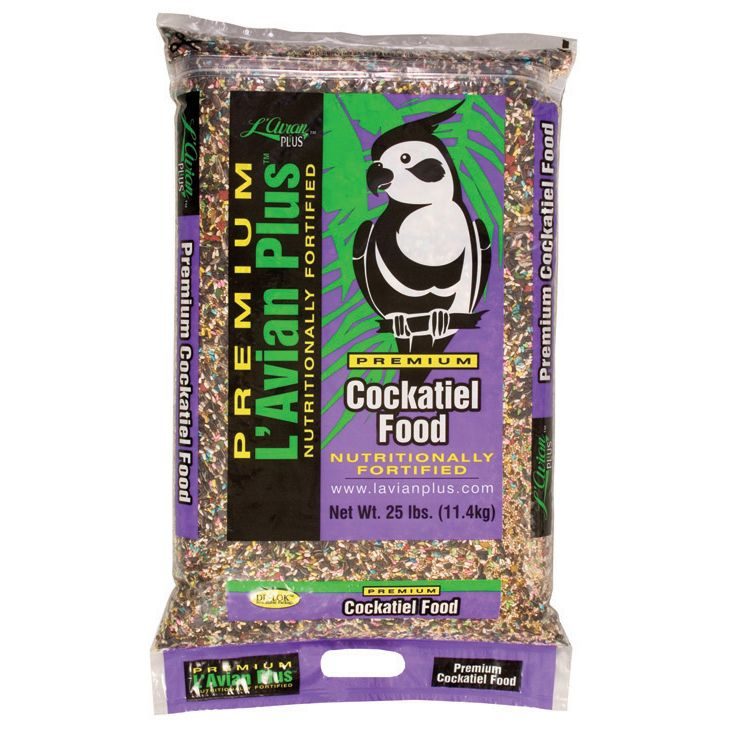 L Avian Plus Cockatiel Food 25lb Best Price