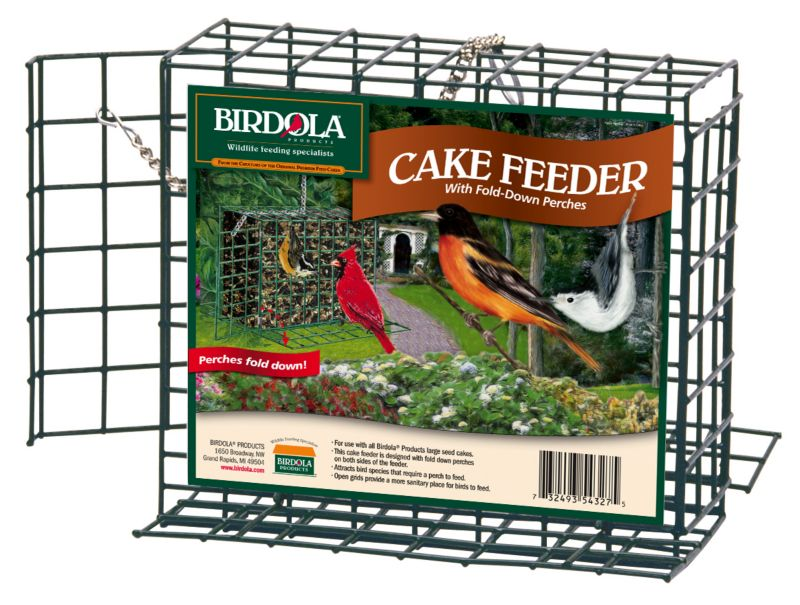 Birdola Wild Bird Large Cake Feeder