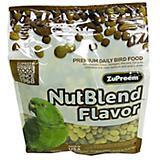 ZuPreem NutBlend Flavor Premium Bird Food