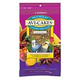 Lafeber Fruit Delight Avi Cake Small Bird Food
