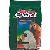 Kaytee Exact Lg Rainbow Parrot Chunky Food
