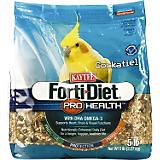 Kaytee Forti Diet Prohealth Cockatiel Food