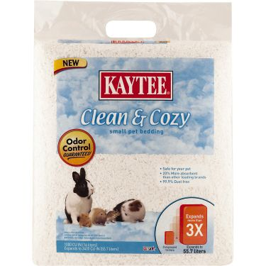 Kaytee Clean and Cozy Pet Bedding