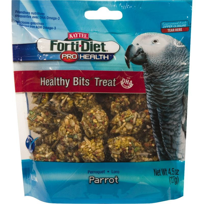 KT Forti-Diet ProHealth Parrot Healthy Bites Treat
