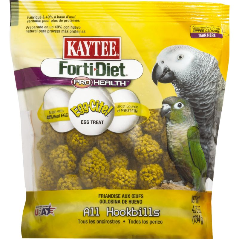 Kaytee Forti-Diet Egg-Cite Bird Treat