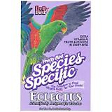 Pretty Bird Eclectus Species Specific Food