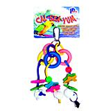 Prevue Cal-Sea-Yum Chime Bird Toy