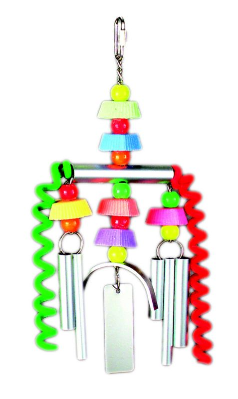 Prevue Chime Time Monsoon Bird Toy