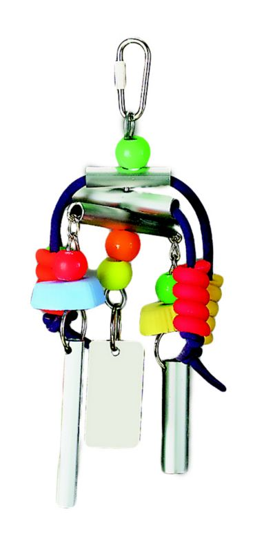 Prevue Chime Time Summer Breeze Bird Toy