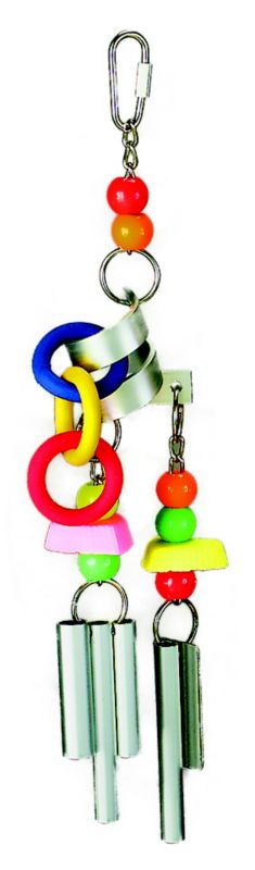 Prevue Chime Time Cyclone Bird Toy