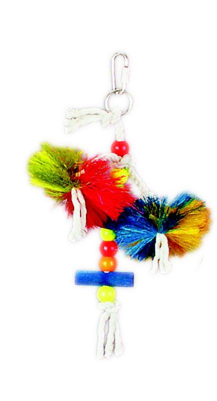 Prevue Tropical Teasers Bahama Mama Bird Toy