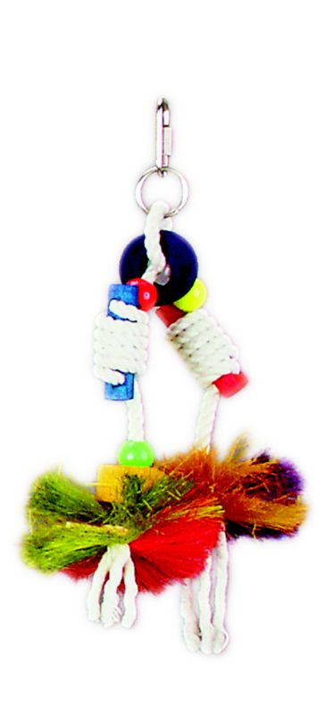Prevue Tropical Teasers Daiquiri Bird Toy
