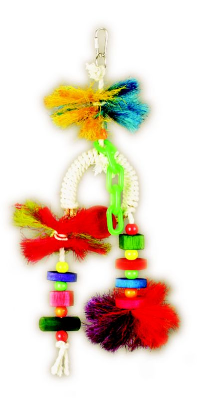 Prevue Tropical Teasers Mai Tai Bird Toy