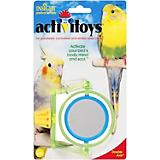 JW Pet Activitoy Double Axis Bird Toy