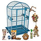 A and E Macaw Cage Kit