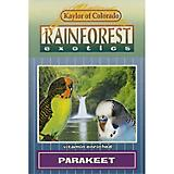Rainforest Parakeet Food