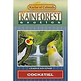 Rainforest Cockatiel Food