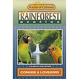 Rainforest Conure And Lovebird Food