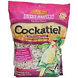 Sweet Harvest Cockatiel Food No Sunflower