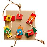Zoo-Max Birdie Pizza Bird Toy