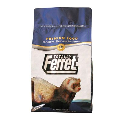 totally ferret active diet 15 lb on lovemypets.com