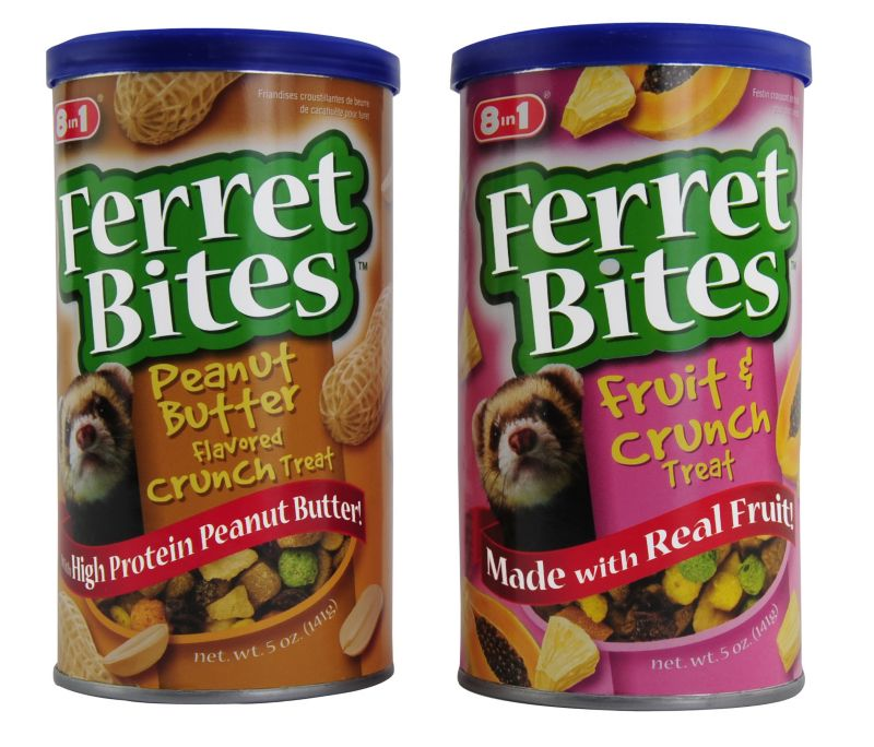 8 in 1 Ferret Treat Fruit and Crunch Best Price