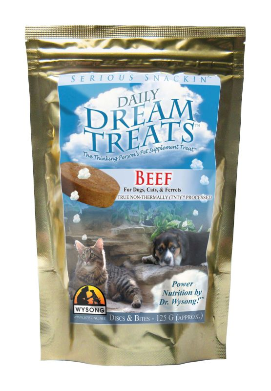 Wysong Daily Dream Ferret Treats Beef
